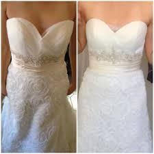wedding dress alterations wedding dress alterations before and after wedding dress