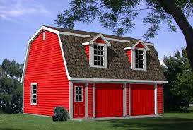 barn style garage with apartment plans garage plan 94343 at familyhomeplans com