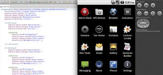 android sdk emulator macbook can the eclipse emulator be made less blurry when run on