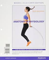 Essentials Of Human Anatomy And Physiology Book Online 9780134217130 Essentials Of Anatomy U0026 Physiology Books A La