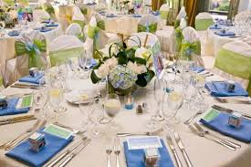show me your table place settings for a buffet dinner weddingbee