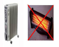 Under The Desk Heater Portable Space Heaters Fire Safety