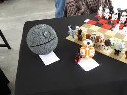 lego bricks meet the force star wars days at legoland california