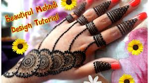 how to apply new latest henna mehndi designs for hands for eid