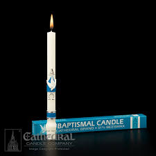 baptismal candles products