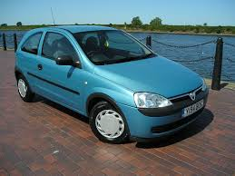 vauxhall corsa blue vauxhall corsa 1 0 club 12v 3dr manual for sale in ellesmere port