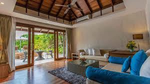maldives deluxe sunset beach villa with pool luxury villas maldives