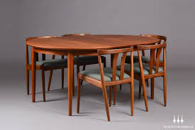 Teak Dining Room Furniture Medium Size Of Dining Room Furniture - Danish teak dining room table and chairs