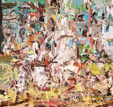 is paint any 20th century new york lot 6 expert view cecily brown