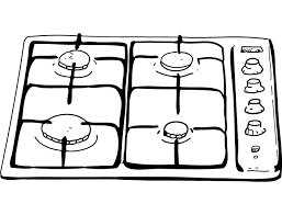 dessin casserole cuisine coloriage cuisine les beaux dessins de autres à imprimer et