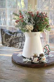 Christmas Decorating Ideas For The Kitchen by Simple Christmas Decorating Ideas In The Kitchen Debbiedoos