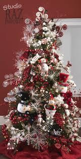 snowman christmas tree decorations christmas lights decoration