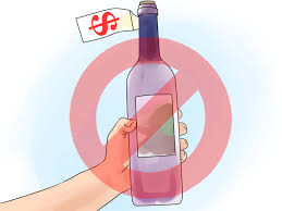 cartoon alcohol jug how to make homemade wine 13 steps with pictures wikihow