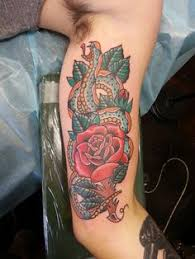 rose and dagger tattoo best dagger tat yet tattoos