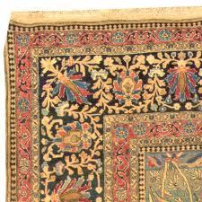 Kashan Persian Rugs by Persian Mohtashem Kashan Rug Bb5962 By Doris Leslie Blau