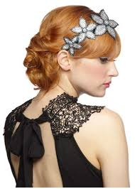 how to do 20s hairstyles for long hair flapper girl hair how to get a 1920s waves hairstyle video
