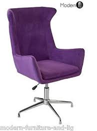 Purple Computer Chair 170 Best Chairs Images On Pinterest Crushed Velvet Dining