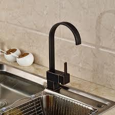 rubbed bronze kitchen faucet shop vintage black kitchen faucet rubbed bronze kitchen