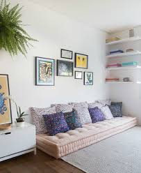 Japanese Style Living Room Furniture Wooden Shelves In The Nearby Low Height Furniture 7 Ways To Use It Nonagon Style