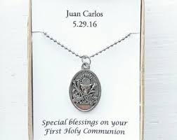 1st communion gifts for boys boys communion gift personalized christian gift