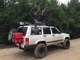 overland jeep tent jeep cherokee a decent overlanding start overlanding
