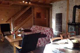 chambre d hote jura les rousses ambiance chalet pour cet appartement à 3 km des rousses jura