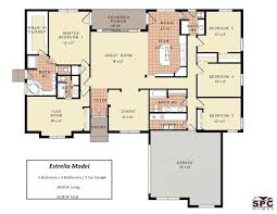 one story floor plans one story 5 bedroom house plans sl0tgames club