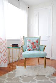 coral and mint living room reveal diy living room living rooms