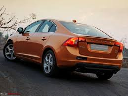 volvo official volvo s60 304 bhp awd test drive u0026 review team bhp