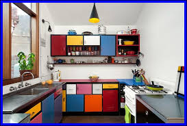 multi color kitchen cabinets images of multi colored kitchen cabinets cabinet ideas for you