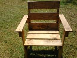 Making Wooden Patio Chairs by 16 Best Pallet Chairs Images On Pinterest Pallet Chairs Pallet