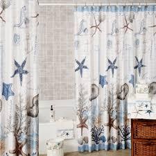 Croscill Yosemite Shower Curtain by Bathroom Ocean Shower Curtain Nautical Shower Curtains