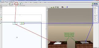 3dcw cabinet cutout how to do it