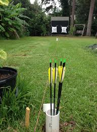 backyard archery set backyard archery range archery pinterest archery backyard