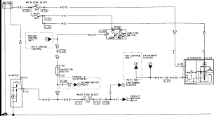 wiring diagram for 2001 mazda miata miata wiring diagram 1990