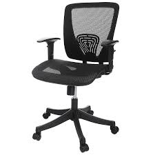 amazon com homdox mid back ergonomic mesh office chair with