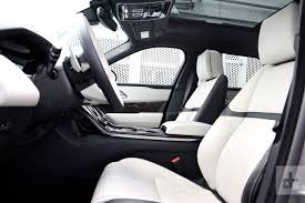 land rover defender interior back seat 2018 land rover range rover velar first drive review digital trends