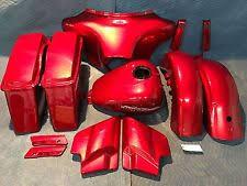 motorcycle fender u0026 gas tank sets for harley davidson ebay