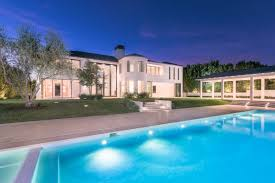 kim kardashian kanye west sell remodeled bel air house for 17 8m