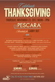 celebrate thanksgiving at di pescara di pescara