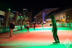 ice skating rink in downtown nashville nashville guru