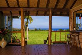 what is a lanai in a house 29 oceanview acres in hawaii premiere estates auction company
