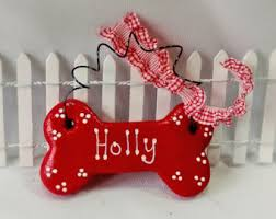 Blank Ornaments To Personalize Custom Dog Ornament