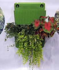 woolly pockets introduces new living wall planter urban gardens