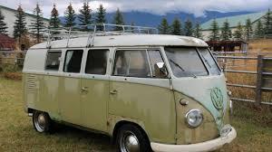 old volkswagen hippie van forgotten volkswagen camper starts after 21 years vw mango bus