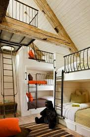 Find Bunk Beds Built In Bunk Beds Would Like To Find Iron Fencing To Do The