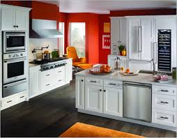 interior latest popular colors for kitchens with brown kitchen