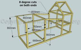 chicken coop plans free easy 10 frame chicken coop plans