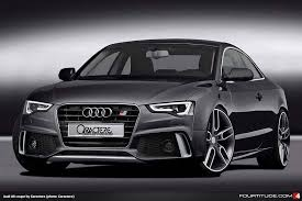 audi a5 coupe 2013 audi a5 s5 coupe by caractere fourtitude com