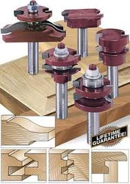 cabinet door router jig katana raised panel door router bit set route omaha